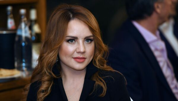 Певица MакSим (Марина Абросимова), фото из архива - Sputnik Азербайджан