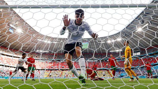 Матч Германия – Португалия  - Sputnik Azərbaycan