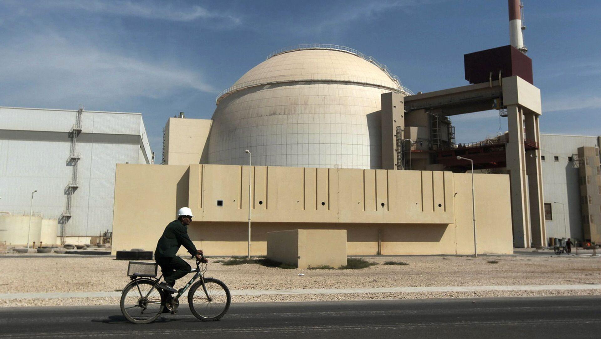 АЭС Бушер в Иране   - Sputnik Azərbaycan, 1920, 05.09.2021