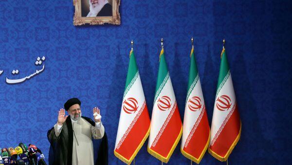 Президент Ирана Ибрахим Раиси, фото из архива - Sputnik Azərbaycan
