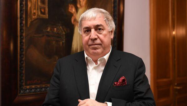 Михаил Гуцериев, фото из архива - Sputnik Azərbaycan