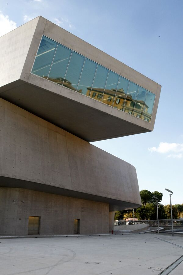 Национальный музей искусства и архитектуры XXI века в Риме - Sputnik Азербайджан