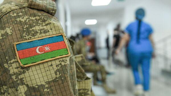 Vətən Müharibəsi qazilərinə pulsuz tibbi yardımlar göstərilir - Sputnik Азербайджан