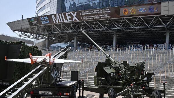 Minskdə MILEX–2021 - Sputnik Азербайджан