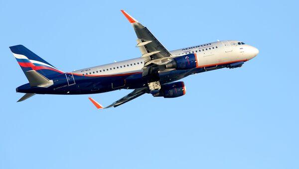 Споттинг в аэропорту Краснодара - Sputnik Азербайджан