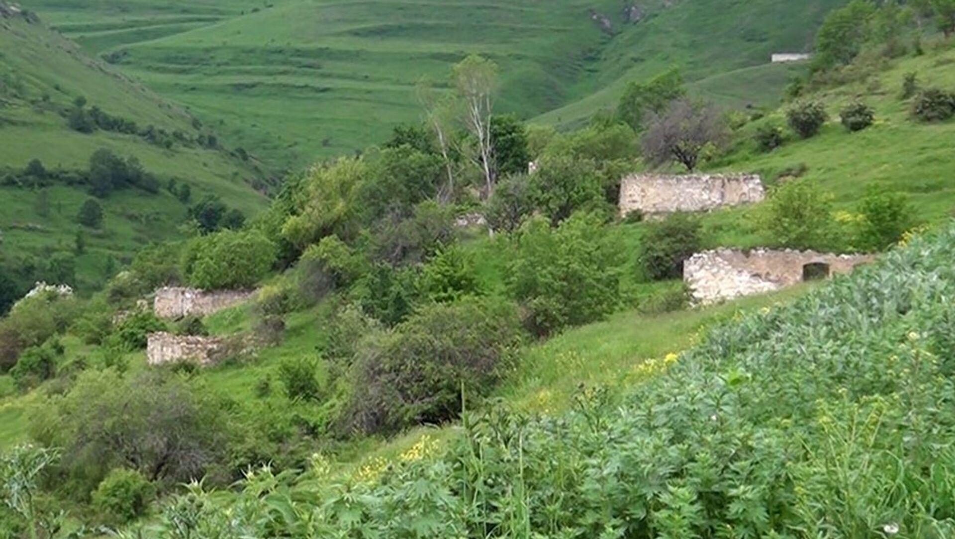 Село Шейланлы Лачинского района - Sputnik Азербайджан, 1920, 28.06.2021