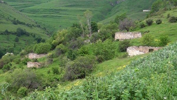Село Шейланлы Лачинского района - Sputnik Азербайджан