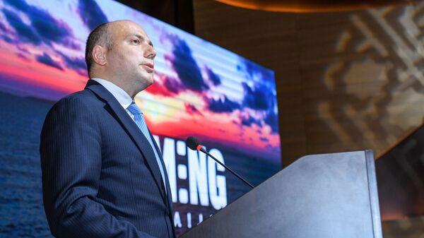 Мероприятие, посвященное созданию в Азербайджане кинокомиссии Filming Azerbaijan - Sputnik Азербайджан