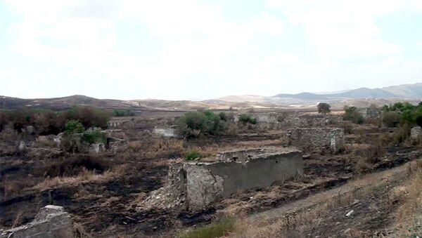 Село Мусабейли Физулинского района - Sputnik Азербайджан