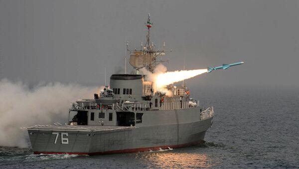 ВМС Ирана, фото из архива - Sputnik Азербайджан