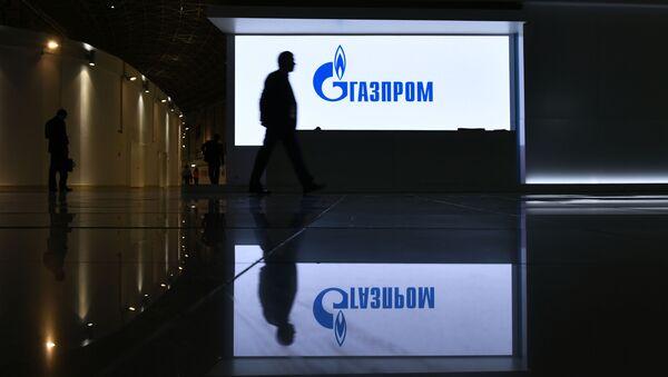 Qazprom stendi, arxiv şəkli - Sputnik Азербайджан
