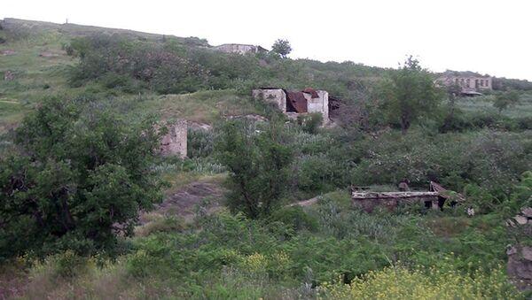 Село Сеидляр Лачинского района - Sputnik Azərbaycan