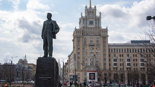 Moskva - Sputnik Азербайджан