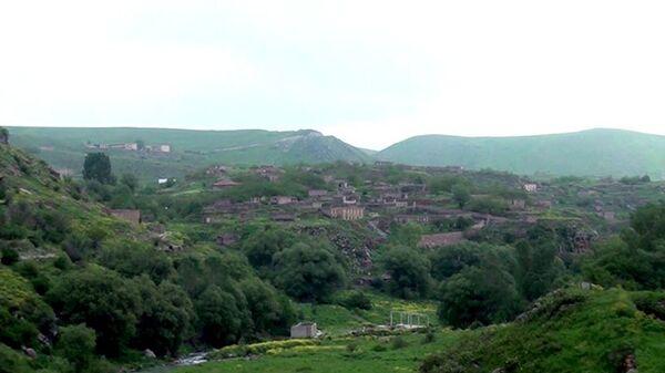 Laçın rayonunun Minkənd kəndi - Sputnik Azərbaycan
