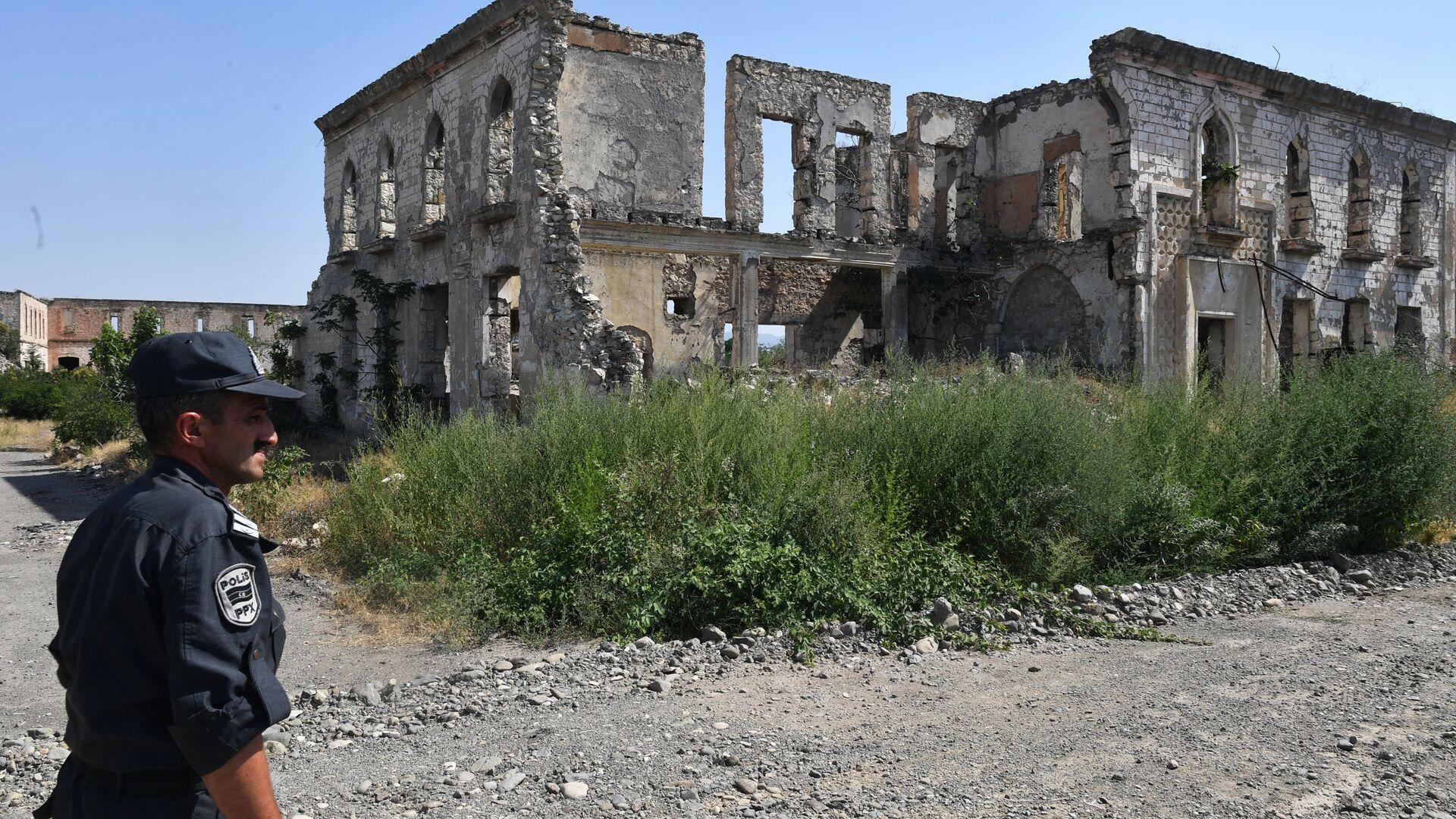 Ağdamda - Sputnik Azərbaycan, 1920, 02.10.2021