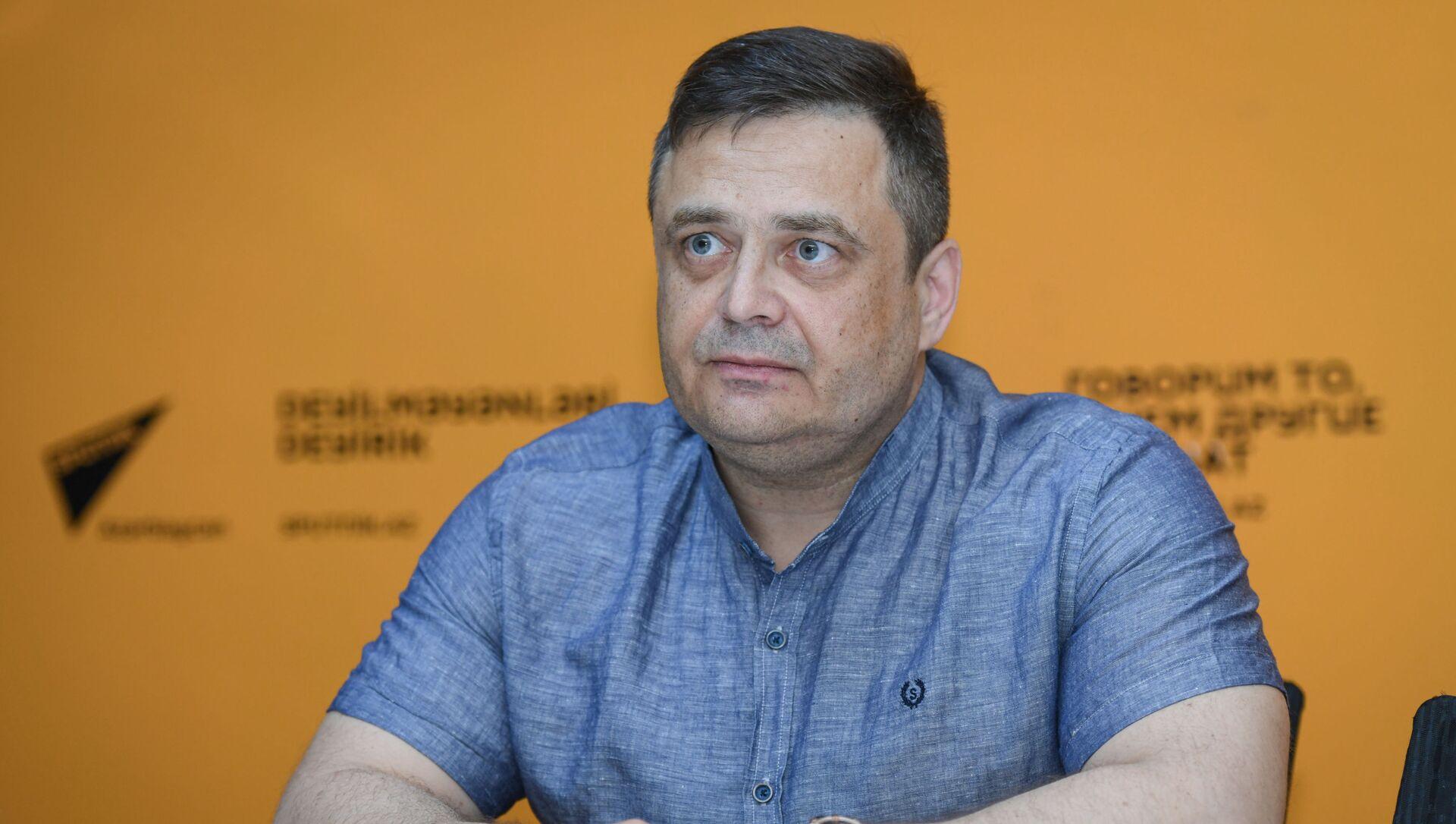 Руководитель Экспертного клуба Комитет развития, кандидат философских наук Павел Клачков - Sputnik Азербайджан, 1920, 06.07.2021