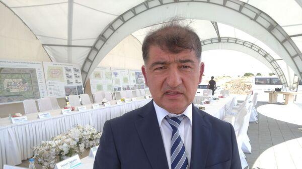 Ekologiya və təbii sərvətlər nazirinin müavini Firdovsi Əliyev - Sputnik Azərbaycan