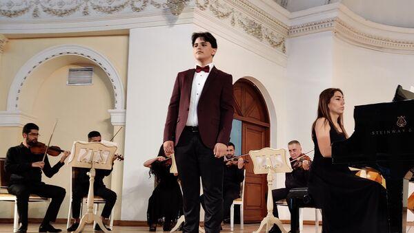 Теймур Кязымов, фото из архива - Sputnik Азербайджан