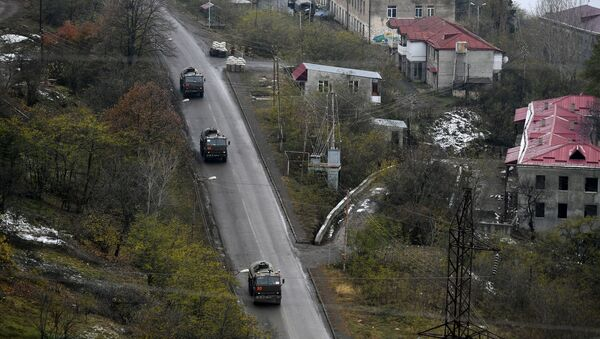 Laçın - Sputnik Азербайджан
