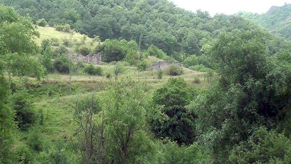 Boyaqlı kəndində - Sputnik Азербайджан