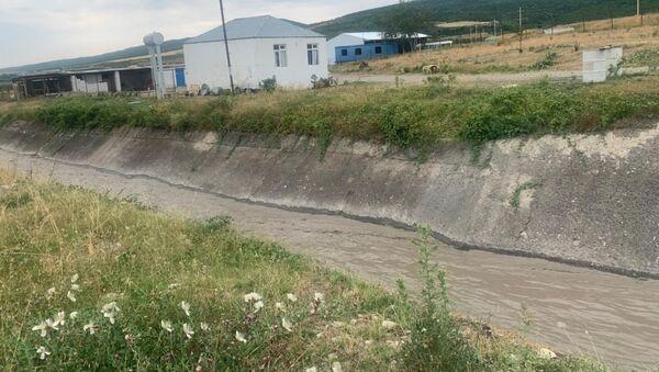 Su kanalı, arxiv şəkli - Sputnik Azərbaycan