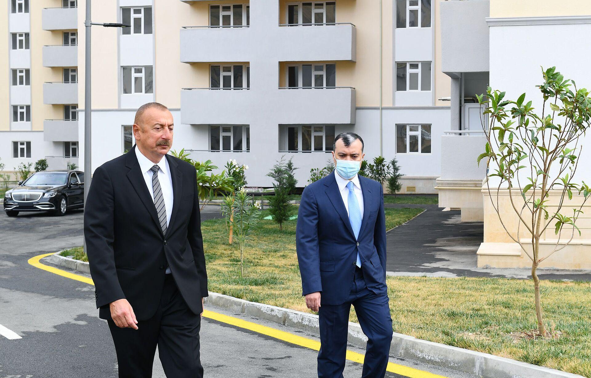 Президент Алиев назвал большую ошибку Армении - Sputnik Азербайджан, 1920, 14.07.2021