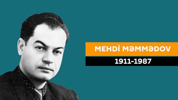 Cəbiş müəllim: Mehti Məmmədov haqqında - Qarabağ inciləri silsiləsindən - Sputnik Azərbaycan