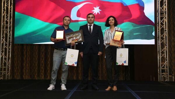 Сотрудники Sputnik Азербайджан  - Sputnik Azərbaycan