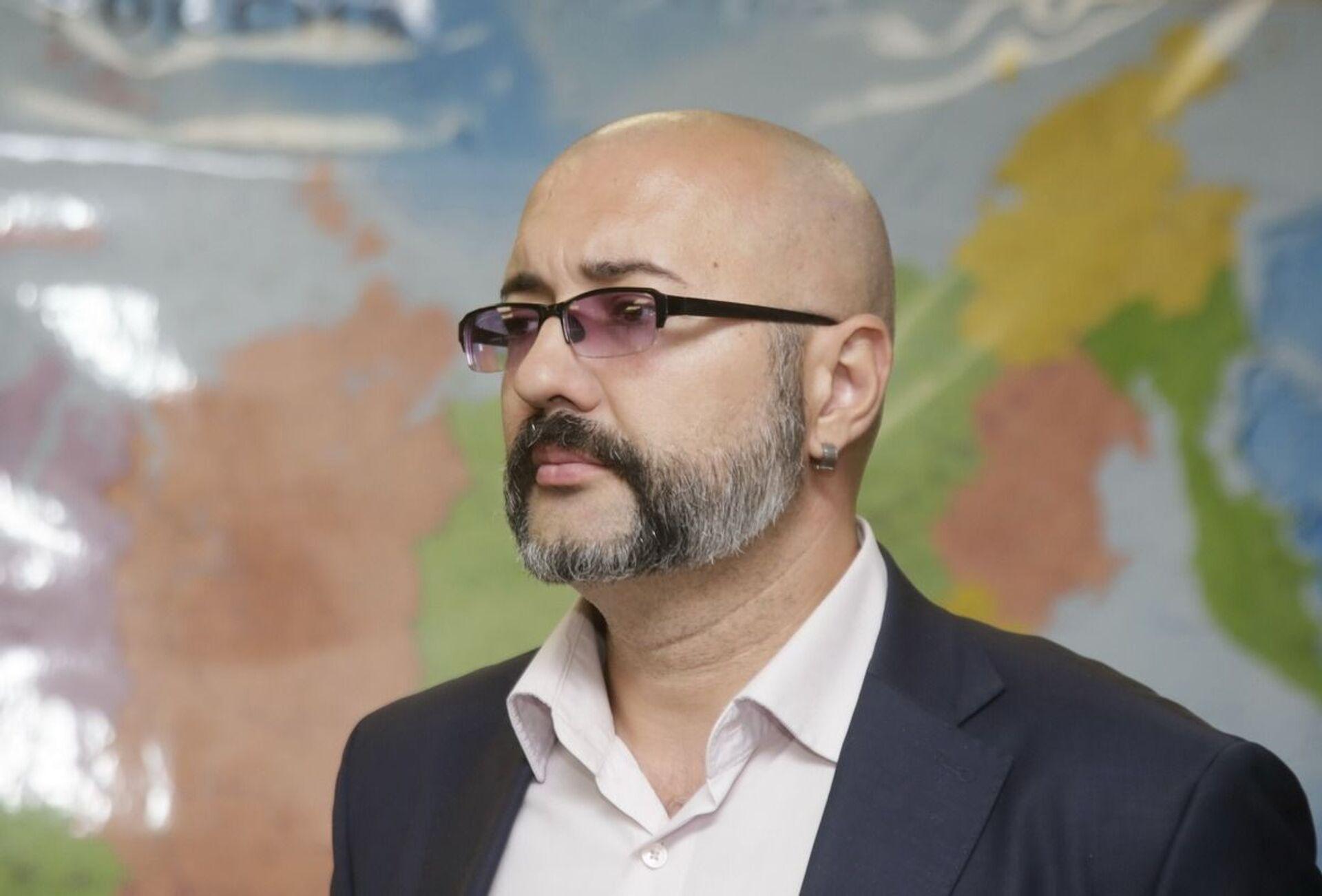 SputnikPro: в Баку возобновляются мастер-классы для представителей СМИ - Sputnik Азербайджан, 1920, 22.07.2021