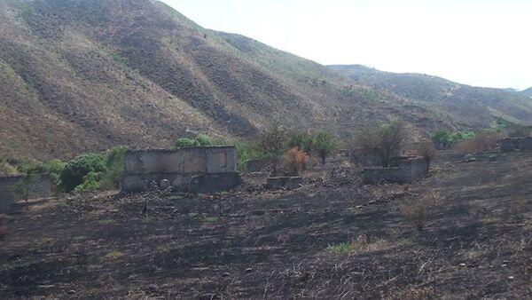 Qubadlı rayonunun Altınca kəndi - Sputnik Азербайджан