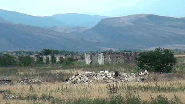 Göytəpə kəndində - Sputnik Азербайджан