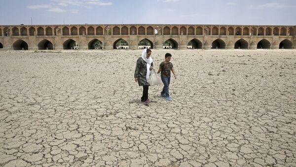 Засуха в Иране - Sputnik Азербайджан