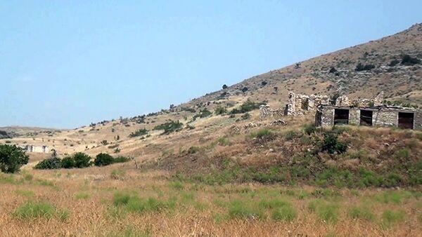 Село Софулу Джебраильского района - Sputnik Азербайджан