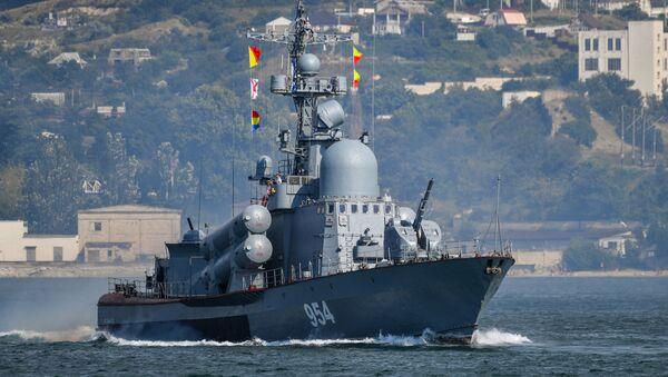 LIVE_СПУТНИК: Парад ко Дню Военно-морского флота РФ - Sputnik Азербайджан