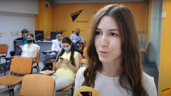 Азербайджанские журналисты оценили мастер-класс SputnikPro - Sputnik Азербайджан