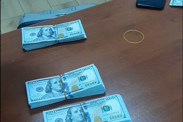 Незаконный вывоз иностранной валюты - Sputnik Азербайджан