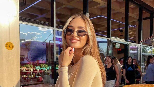 Дарья Савина - Sputnik Азербайджан