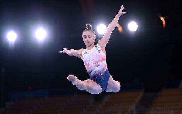 Джессика Гадирова - Sputnik Азербайджан