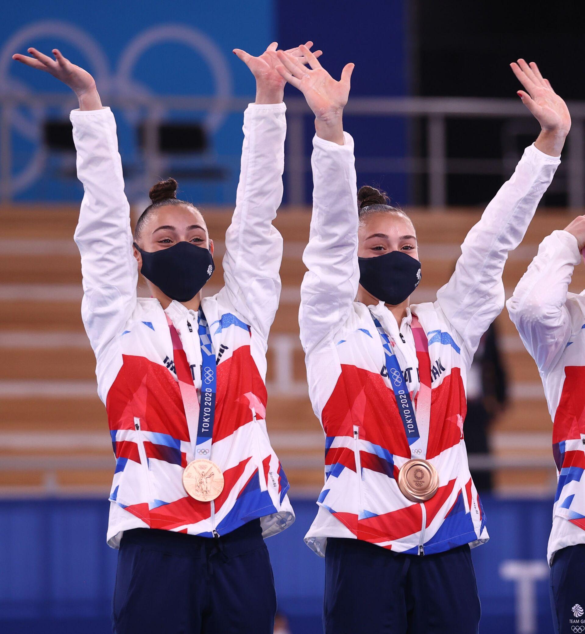 Азербайджанки завоевали первую медаль Олимпийских игр в Токио, но не для Азербайджана - Sputnik Азербайджан, 1920, 28.07.2021
