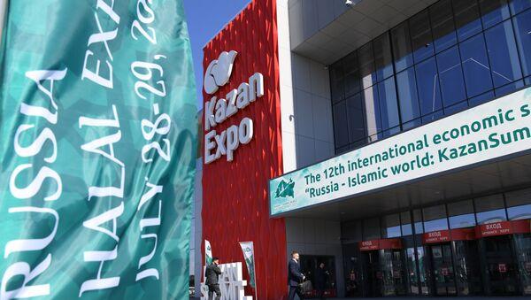 ХII Международный экономический саммит Россия - Исламский мир: KazanSummit 2021 - Sputnik Азербайджан