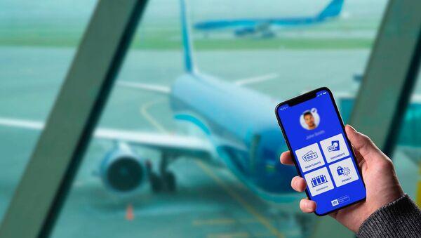 АЗАЛ запускает тестовое применение IATA Travel Pass - Sputnik Azərbaycan