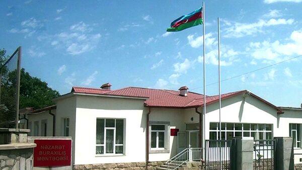 Xocalı rayonu ərazisində yeni hərbi hissənin açılışı olub - Sputnik Азербайджан