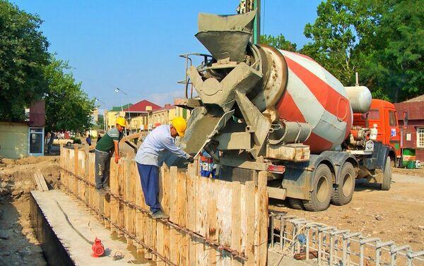 Tovuzda inşa edilən yeni avtomobil tuneli - Sputnik Azərbaycan