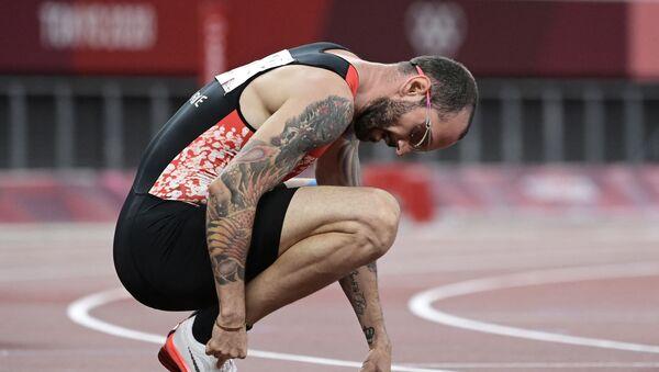 Турецкий легкоатлет азербайджанского происхождения Рамиль Гулиев  - Sputnik Азербайджан