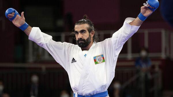 Азербайджанский каратист Рафаэль Агаев  - Sputnik Азербайджан