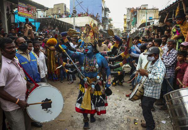 Фестиваль Боналу в Хайдарабаде, Индия - Sputnik Азербайджан
