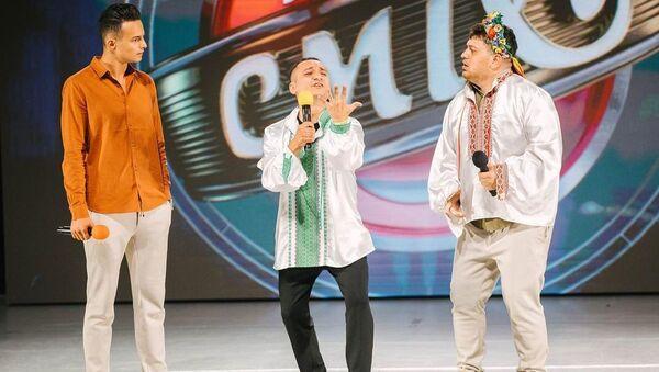 Азербайджанская команда Как по маслу - Sputnik Азербайджан