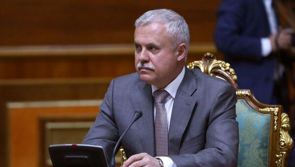 Визит главы МИД РФ С. Лаврова в Таджикистан - Sputnik Azərbaycan
