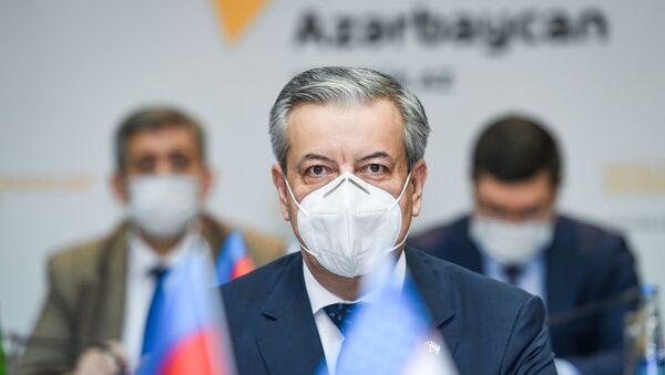 Посол Узбекистана в АР Бахром Ашрафханов - Sputnik Азербайджан