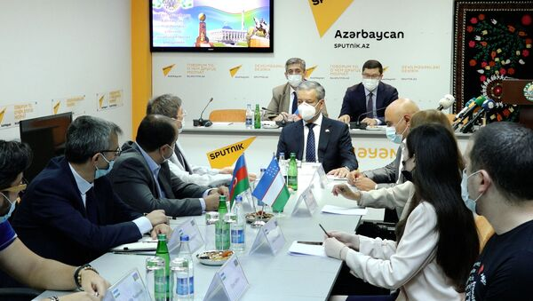 Исторический максимум: эксперты оценили азербайджано-узбекские отношения - Sputnik Азербайджан